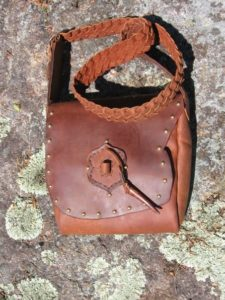 Leather Bush Bag