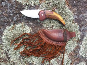 Grizzly Claw Folder and Sheath