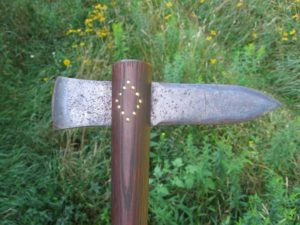 Tomahawk and Sioux Style Sheath