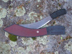 Parang Blade and Sheath