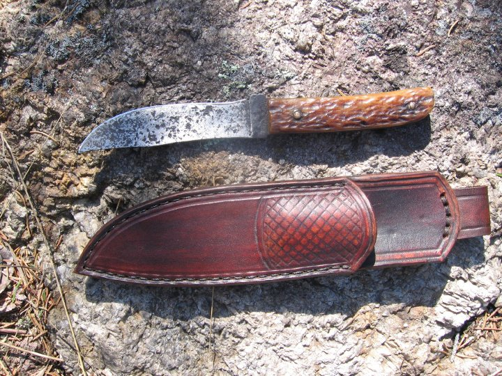 Remington Hunter with Sheath