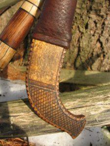 Saami Style Knife and Sheath