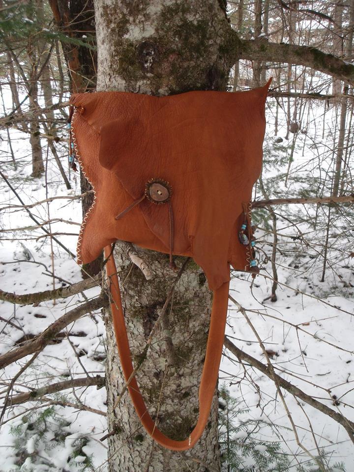 Beaded Bush Bags